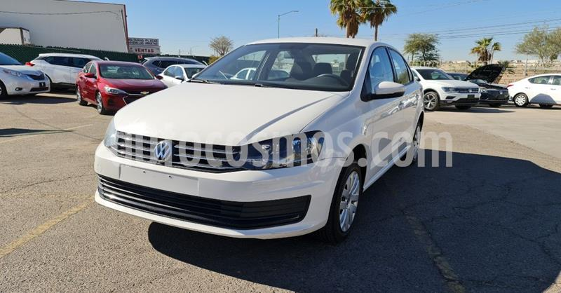 Volkswagen Vento Startline Aut usado (2019) color Blanco precio $161,900
