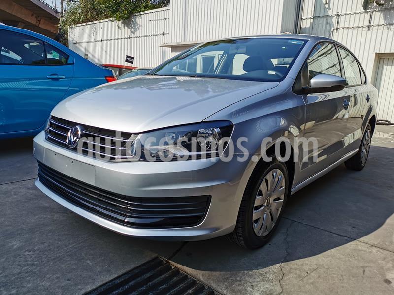 Foto Volkswagen Vento Startline usado (2019) color Plata precio $185,000