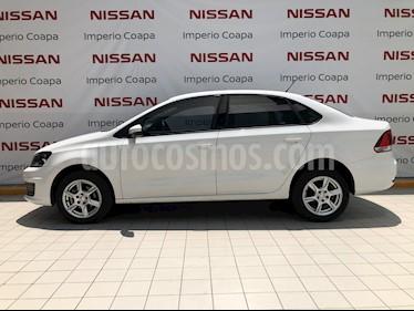 Volkswagen Vento Startline usado (2020) color Blanco Candy precio $200,000