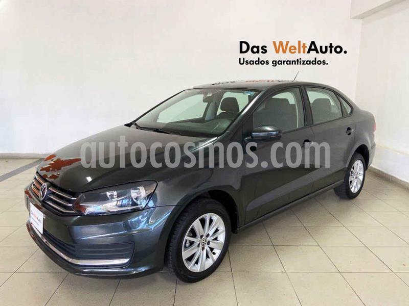 Volkswagen Vento Comfortline usado (2020) color Gris precio $206,575