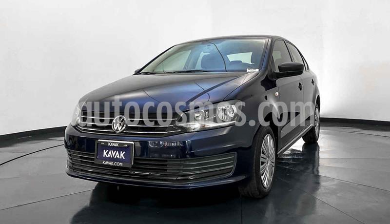 Volkswagen Vento Comfortline Aut usado (2016) color Azul precio $169,999