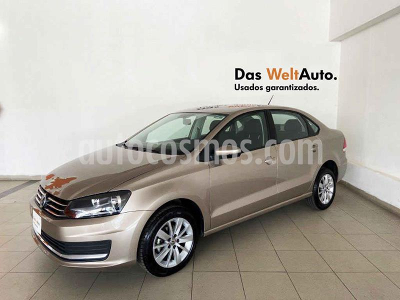 Volkswagen Vento Comfortline usado (2020) color Beige precio $214,700