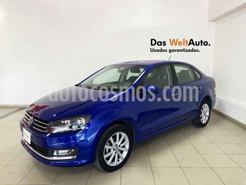 Volkswagen Vento Highline usado (2020) color Azul precio $219,845