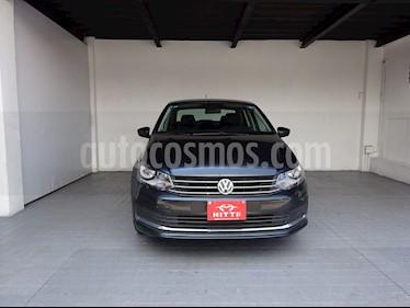 Volkswagen Vento Comfortline Aut usado (2018) color Gris Carbono precio $177,000