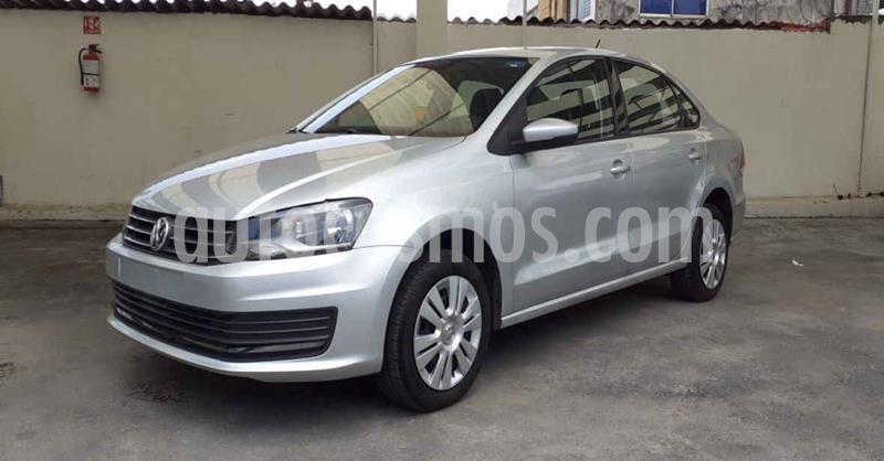Volkswagen Vento Startline Aut usado (2019) color Plata precio $154,900
