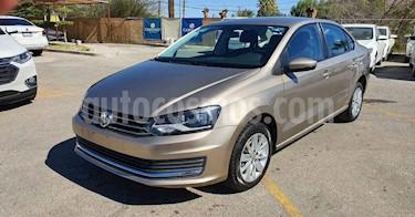 Volkswagen Vento Comfortline Aut usado (2018) color Beige precio $139,900