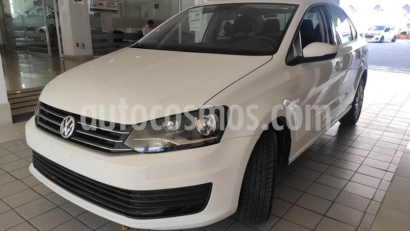 Volkswagen Vento Startline Aut usado (2018) color Blanco Candy precio $149,000