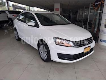 foto Volkswagen Vento 4P STARLINE L4/1.6 AUT usado (2018) color Blanco precio $150,000