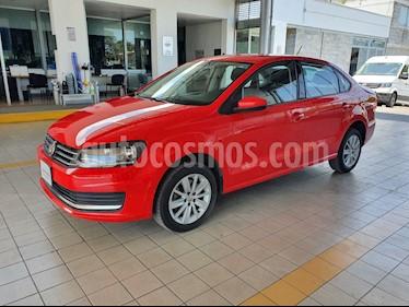 Volkswagen Vento Comfortline TDI usado (2018) color Rojo Flash precio $209,900