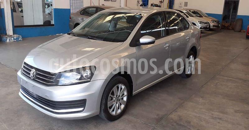 Volkswagen Vento Comfortline Aut usado (2019) color Plata precio $165,900