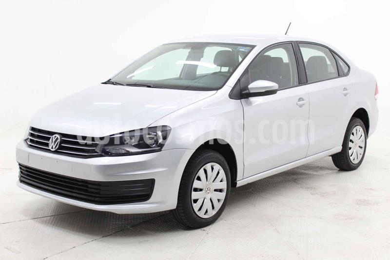 Volkswagen Vento Startline Aut usado (2019) color Plata precio $175,000