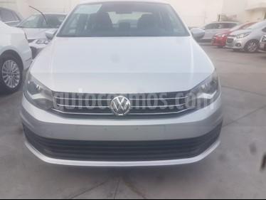 Volkswagen Vento Startline Aut usado (2018) color Plata precio $169,800