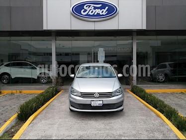 Volkswagen Vento STARTLINE STD usado (2017) color Plata precio $135,000