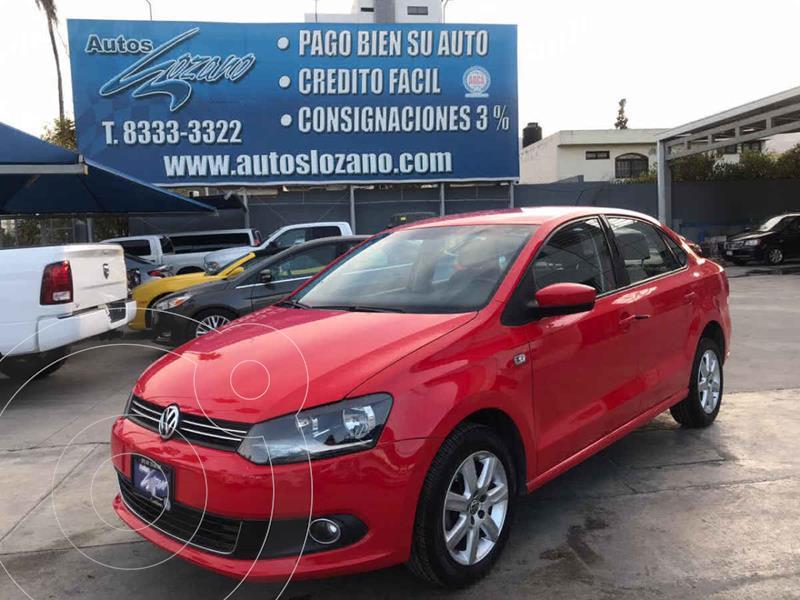 Volkswagen Vento Highline Aut usado (2015) color Rojo precio $149,900