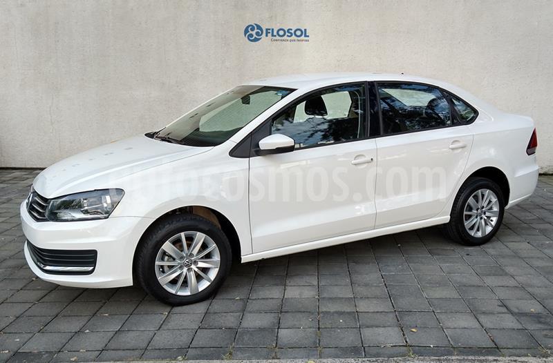 Volkswagen Vento Comfortline usado (2019) color Blanco precio $198,000