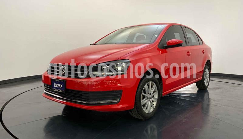 Volkswagen Vento TDI Comfortline usado (2018) color Rojo precio $214,999