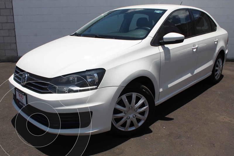 Foto Volkswagen Vento Startline usado (2019) color Blanco precio $189,000