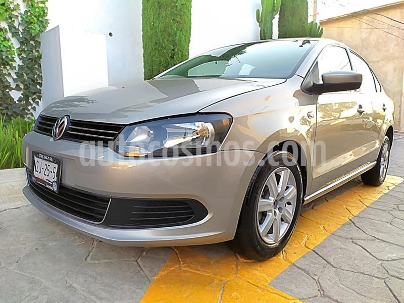 Volkswagen Vento Active usado (2015) color Plata precio $119,900