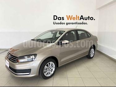 Volkswagen Vento 4p Confortline L4/1.6 Man usado (2019) color Beige precio $210,103
