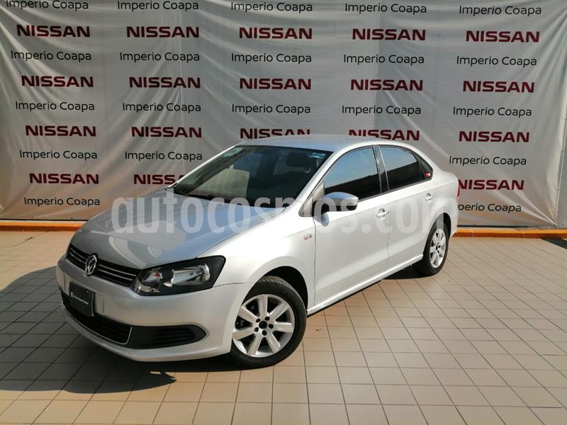 Volkswagen Vento Active usado (2015) color Plata Reflex precio $159,000