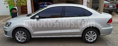Volkswagen Vento Comfortline usado (2019) color Plata Reflex precio $185,000
