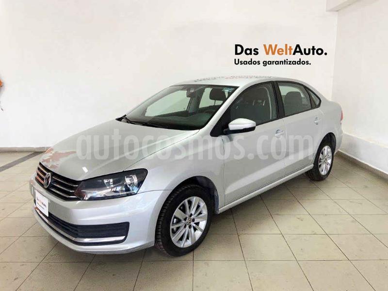 Volkswagen Vento Comfortline Aut usado (2019) color Plata precio $219,722