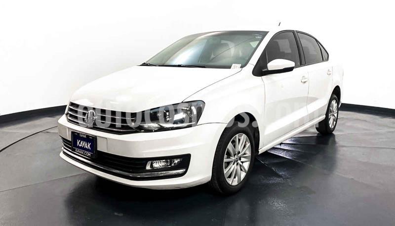 Volkswagen Vento Comfortline Aut usado (2016) color Blanco precio $179,999