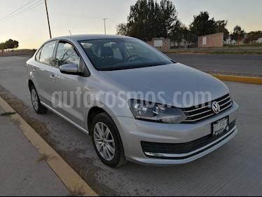 Volkswagen Vento Comfortline Aut usado (2019) color Plata Reflex precio $209,500