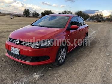 Volkswagen Vento Active usado (2014) color Rojo Flash precio $126,000