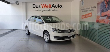 Volkswagen Vento Highline usado (2014) color Blanco Candy precio $139,000