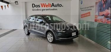 Volkswagen Vento Comfortline TDI usado (2018) color Gris Carbono precio $209,000