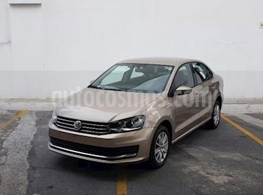 Volkswagen Vento Comfortline usado (2018) color Beige Metalico precio $218,000