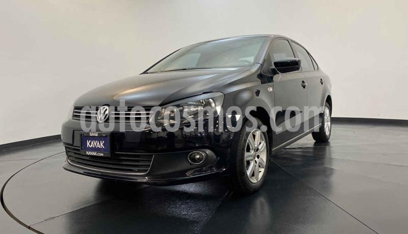 Volkswagen Vento Highline Aut usado (2014) color Negro precio $157,999