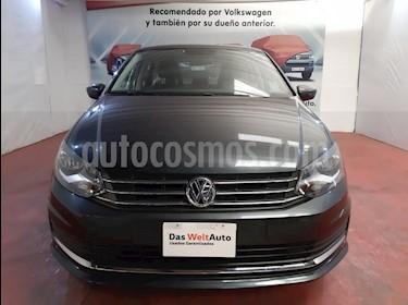 Volkswagen Vento Comfortline Aut usado (2019) color Gris Carbono precio $219,000