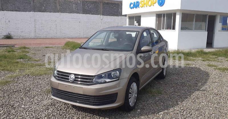 Volkswagen Vento Startline Aut usado (2020) color Beige precio $199,900
