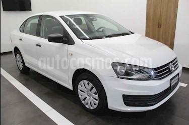 Volkswagen Vento Startline Aut usado (2017) color Blanco precio $179,000