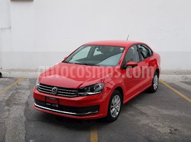 Volkswagen Vento Comfortline usado (2019) color Rojo precio $215,000