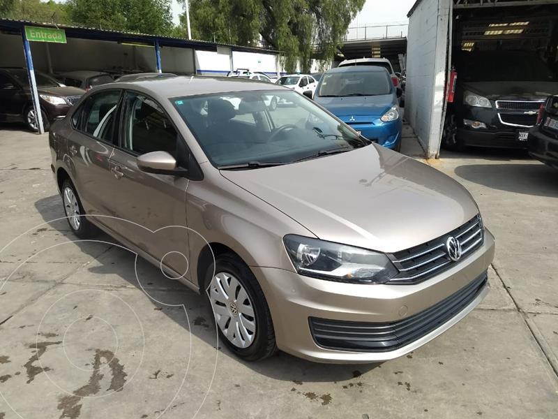 Foto Volkswagen Vento Startline Aut usado (2019) color Beige precio $199,000