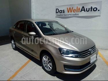 Volkswagen Vento 4p Confortline L4/1.6 Aut usado (2019) color Beige precio $230,000