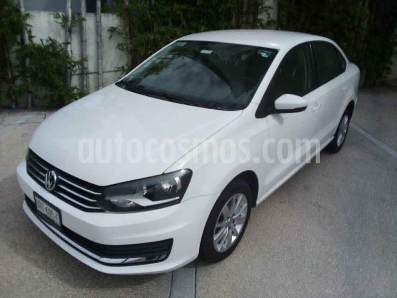 Volkswagen Vento Version usado (2018) color Blanco precio $187,000