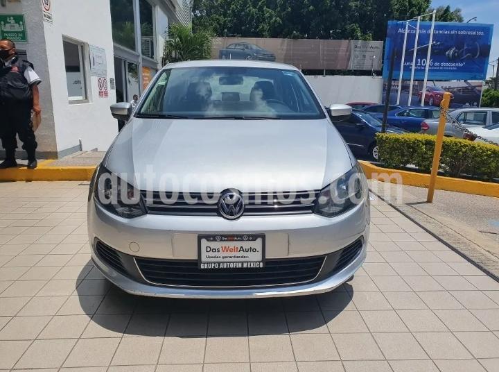 Volkswagen Vento Active Aut usado (2014) color Plata Reflex precio $144,900