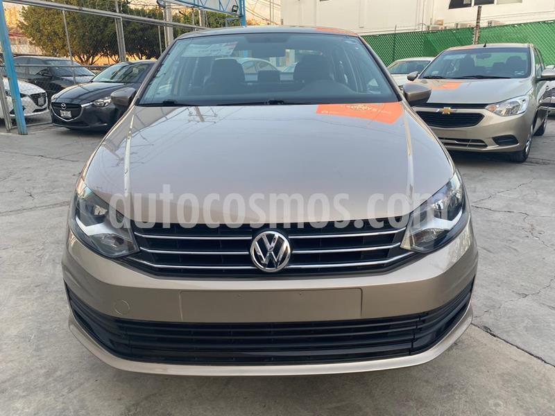 Foto Volkswagen Vento Startline usado (2019) color Beige Metalico precio $175,000