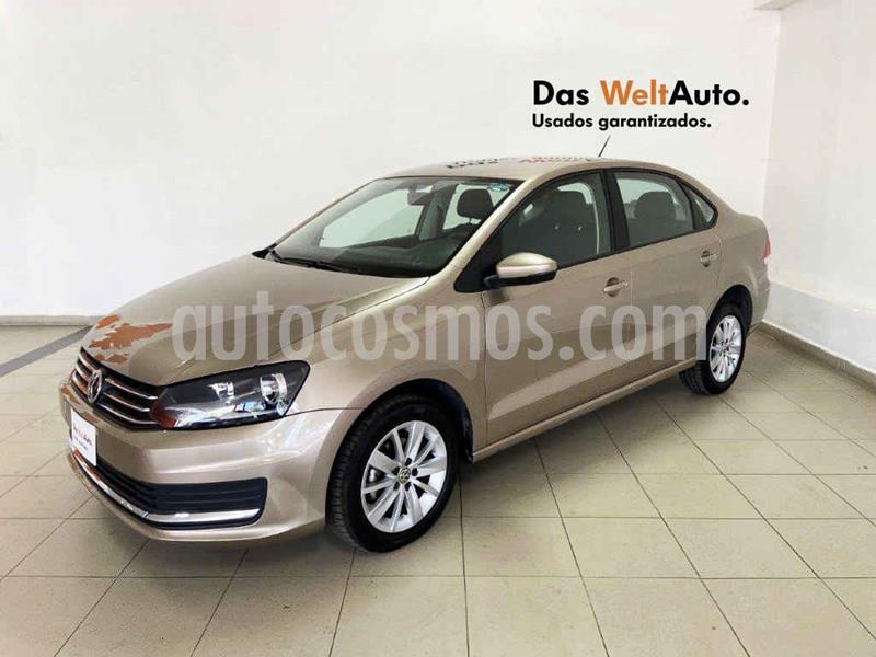 Volkswagen Vento Comfortline usado (2020) color Beige precio $209,672