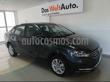 Volkswagen Vento Comfortline Aut usado (2019) color Gris precio $215,000
