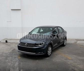 Volkswagen Vento Comfortline Aut usado (2019) color Gris precio $245,000