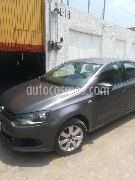 Volkswagen Vento 1.6L usado (2014) color Gris precio $115,000