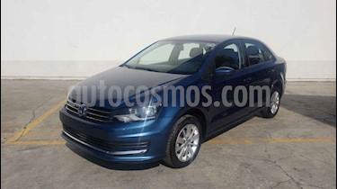 Foto Volkswagen Vento Comfortline Aut usado (2019) color Azul precio $179,800