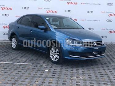 Volkswagen Vento TDI Comfortline usado (2018) color Azul precio $199,501