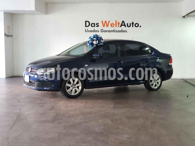 Volkswagen Vento Active usado (2015) color Azul precio $138,000
