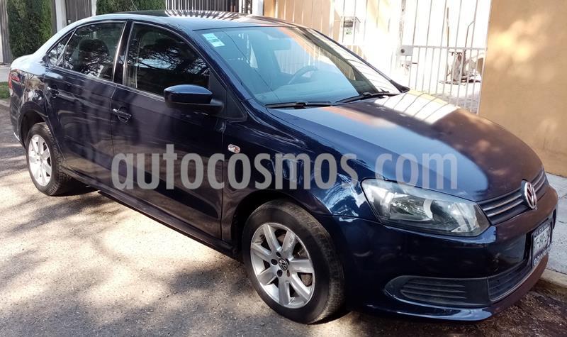 Volkswagen Vento Active usado (2015) color Azul precio $120,000